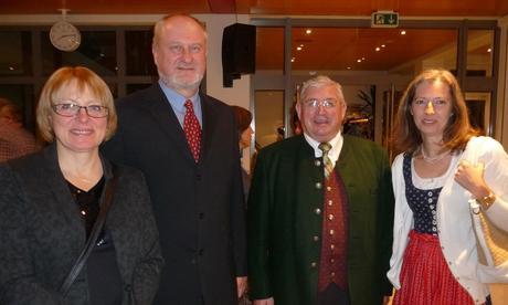Besuch der beiden Bürgermeister zum Neujahrsempfang, Václav Petrus